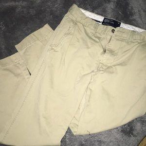 Men's AE tan pants
